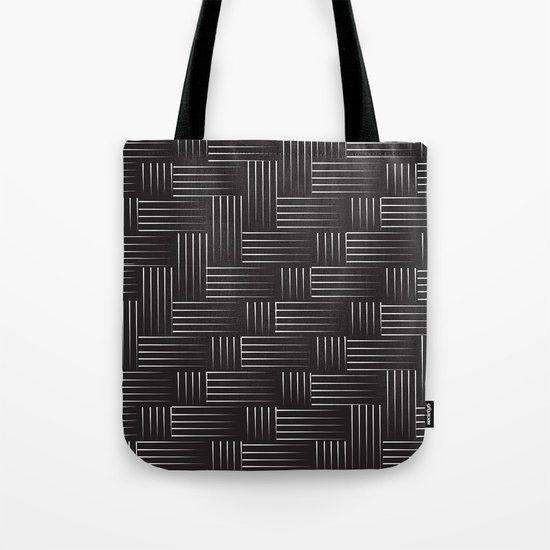 A Short, A Long Tote Bag