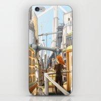 stark iPhone & iPod Skins featuring Stark by Rafapasta