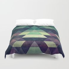 dysty_symmytry Duvet Cover