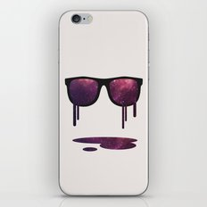 Expand Your Horizon iPhone Skin