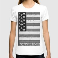 flag T-shirts featuring Flag by Keith Dotson