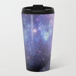 Galaxy Breasts / Galaxy Boobs Purple Travel Mug
