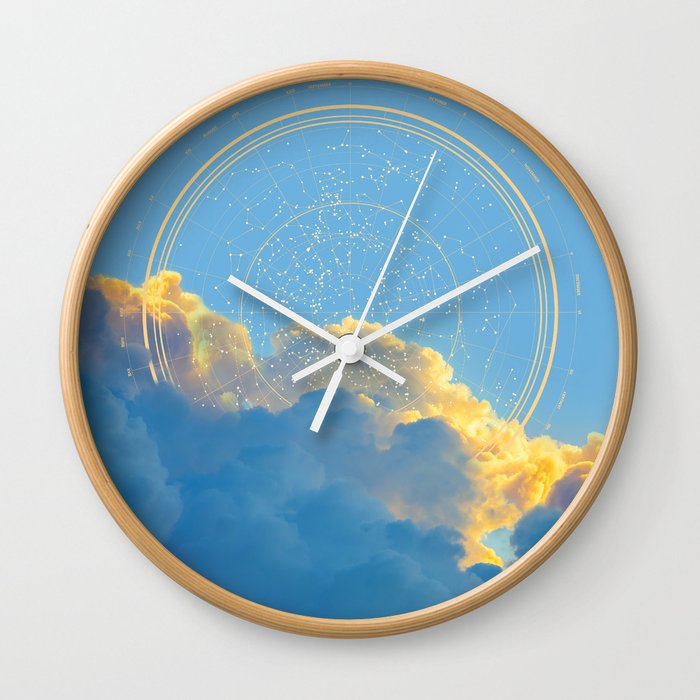 Create Your Own Constellation Wall Clock