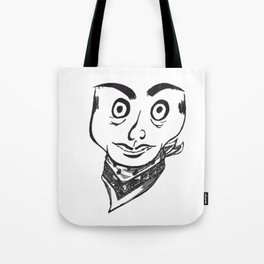 Unease Tote Bag