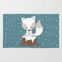 WINTERLAND FOX Rug