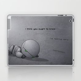 Android Down Laptop & iPad Skin