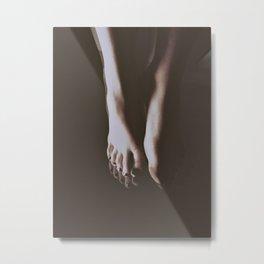 Floating II Metal Print