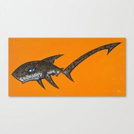 Pelagic Thresher Shark Canvas Print