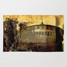 Her Ivory Tower Beckoned Rug