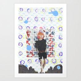 Bundenko The-Air-Force Art Print