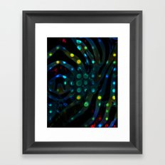 I Can Feel Again and Dream In Colour Framed Art Print