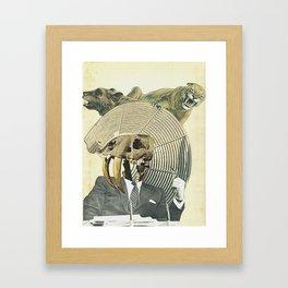 History Major Framed Art Print