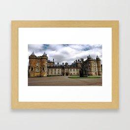 Holyrood Palace - Edinburgh United, Kingdom - Scotland Framed Art Print