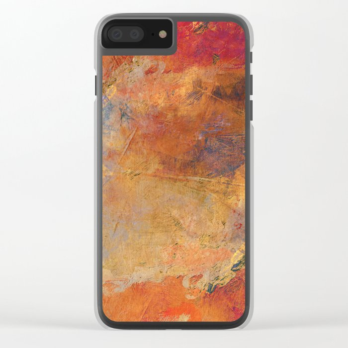 Certainty Clear iPhone Case