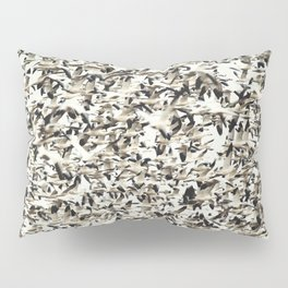 Snow Geese Migration Pillow Sham