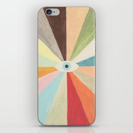 Big Brother - Colors iPhone Skin