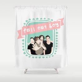 FOB Shower Curtain