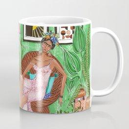 Summer in Byron Bay - Frida collection - Coffee Mug