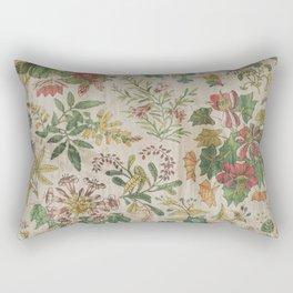 Flower for my Love 2 Rectangular Pillow