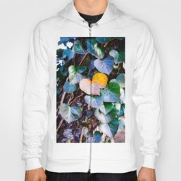 Yellow Leaf Stand out Hoody