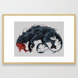 Babr Framed Art Print