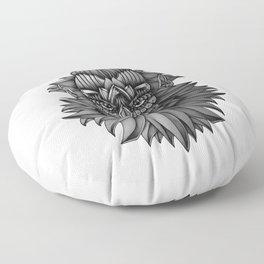 Ornate Dwarf Floor Pillow