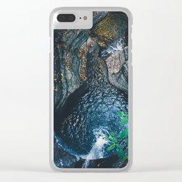 Watkins Glen Clear iPhone Case
