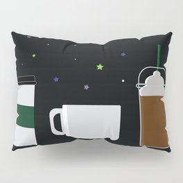 Coffee Is The Life Saver Pillow Sham
