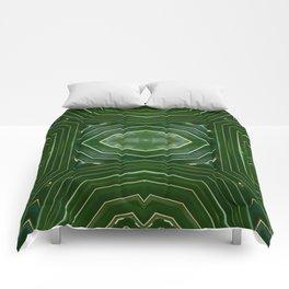 Kaleido Palm III Comforters