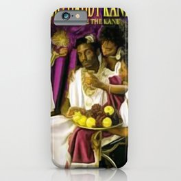 Big Daddy Kane - Long Live The Kane - Album Cover Art - Trending Hip Hop Charts iPhone Case