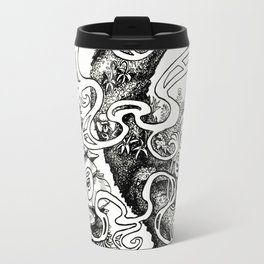 Epiphycadia III: Bracket Fungi Travel Mug