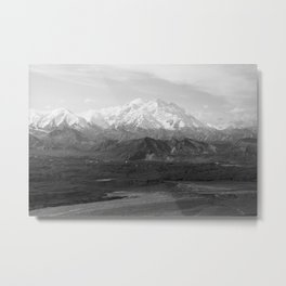 Mt McKinley Metal Print