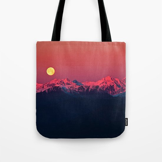 In The End #society6 #prints Tote Bag