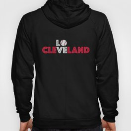 Cleveland T-shirt for men | Ohio baseball fans tee Hoody