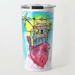 Inmigrante Travel Mug