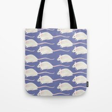 ALL THE MICE Tote Bag