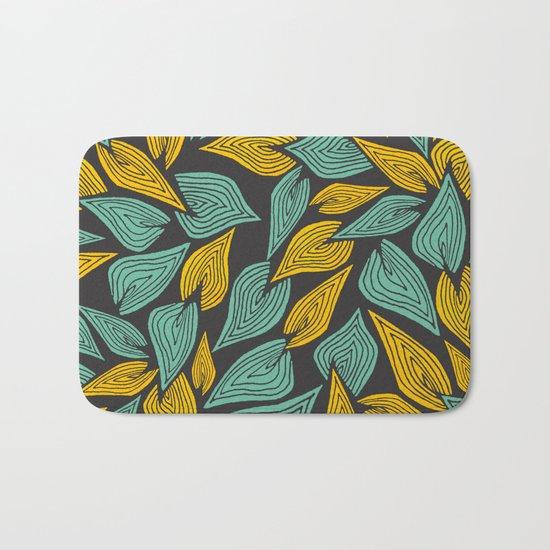 Autumn Wind Bath Mat