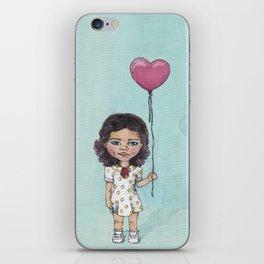 Innocent Heart iPhone Skin
