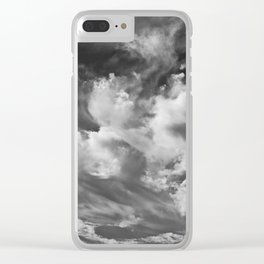 Brewing Storm III Clear iPhone Case