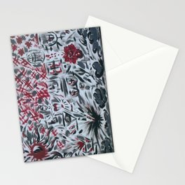 Hidden Town  Stationery Cards