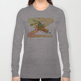 The Lotus Eater. Long Sleeve T-shirt