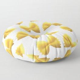 Farfalle Pasta Floor Pillow