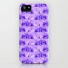Lila Hasen iPhone Case
