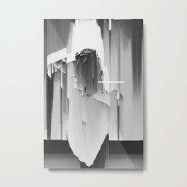 "mArionette"" Metal Print"