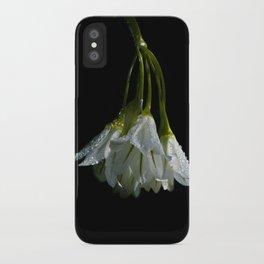 Wild Onion iPhone Case