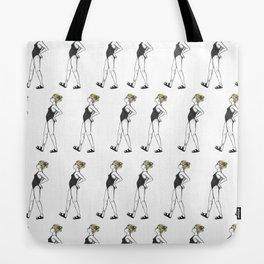 Sun Maidens Tote Bag