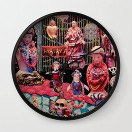 Beads of Paradise Shop NYC Wall Clock