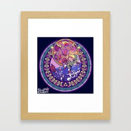 Helmaroc King Framed Art Print
