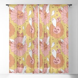 Daisyween Sheer Curtain