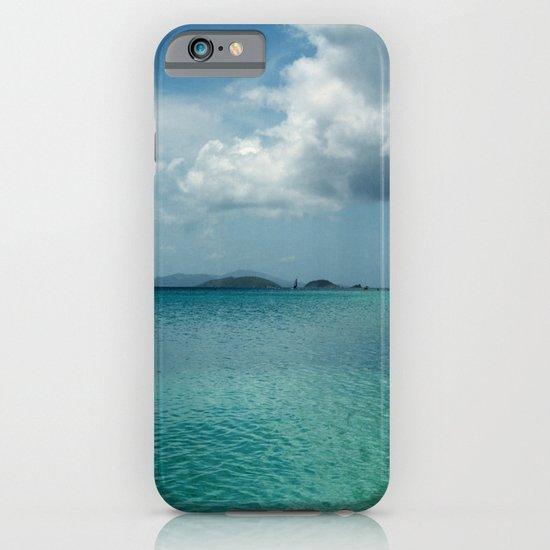 Caribbean Sea View iPhone & iPod Case